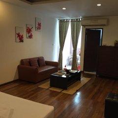 Отель Nawaporn Place Guesthouse 3* Улучшенная студия фото 3