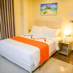 Отель Point Inn 3* Улучшенный номер с различными типами кроватей фото 6