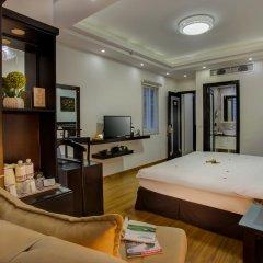 Noble Boutique Hotel Hanoi 3* Представительский номер с различными типами кроватей фото 4