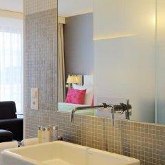 Radisson Blu Hotel Zurich Airport 4* Люкс с различными типами кроватей фото 9