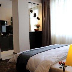Отель Костé 4* Номер Комфорт с разными типами кроватей