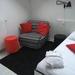 Art Hotel Like 3* Улучшенный номер с различными типами кроватей фото 2