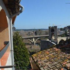 Отель Can Fruitós Испания, Бесалу - отзывы, цены и фото номеров - забронировать отель Can Fruitós онлайн балкон