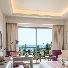 Отель Elysium 5* Улучшенный номер с разными типами кроватей