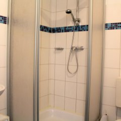 Отель City Pension Берлин ванная фото 2