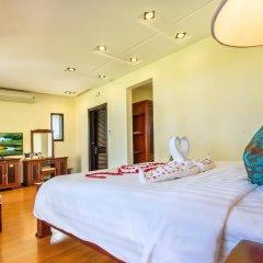 Отель Agribank Hoi An Beach Resort 3* Вилла с различными типами кроватей фото 3