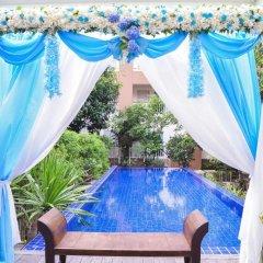 Отель U-tiny Boutique Home Suvarnabh Бангкок помещение для мероприятий фото 2