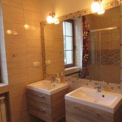 Отель Hostel Rumiankowy Польша, Вроцлав - отзывы, цены и фото номеров - забронировать отель Hostel Rumiankowy онлайн ванная фото 2