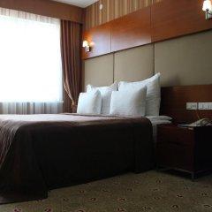 Гостиница Grand Aiser 4* Люкс с различными типами кроватей фото 4