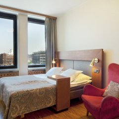 Original Sokos Hotel Vaakuna Helsinki 3* Стандартный номер с разными типами кроватей фото 8