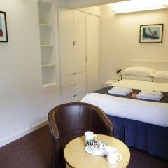 Отель Prince's Gardens Великобритания, Лондон - 1 отзыв об отеле, цены и фото номеров - забронировать отель Prince's Gardens онлайн комната для гостей фото 2