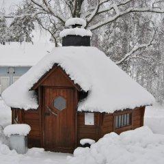 Отель Kiurunrinne Villas Финляндия, Лаппеэнранта - отзывы, цены и фото номеров - забронировать отель Kiurunrinne Villas онлайн сауна