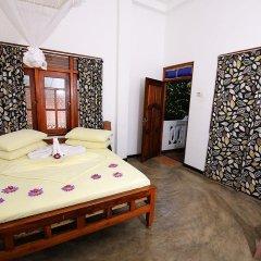 Отель Lahiru Villa 2* Стандартный номер с различными типами кроватей фото 4