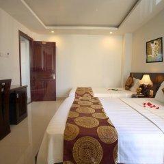 Azura Hotel 2* Номер Делюкс с различными типами кроватей фото 3