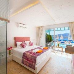 Asfiya Sea View Hotel 2* Стандартный номер с различными типами кроватей фото 6