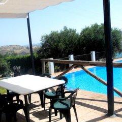 Отель Molino El Vinculo бассейн