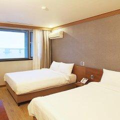 Dawn Beach Hotel 2* Номер Делюкс с различными типами кроватей фото 6