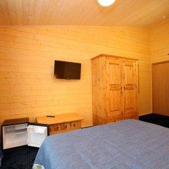 Гостиница Катюша Стандартный номер двуспальная кровать фото 5