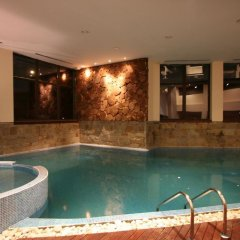 Апартаменты Bansko Royal Towers Apartment Банско бассейн фото 3