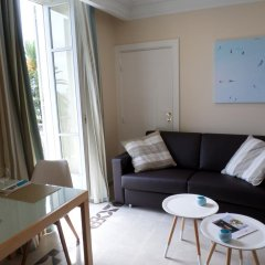 Апартаменты Apartment - Promenade des Anglais комната для гостей фото 4