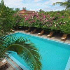 Thazin Garden Hotel бассейн фото 2