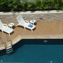 Апартаменты Bangkok Living Apartment Бангкок бассейн фото 3
