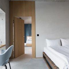 Placid Hotel Design & Lifestyle Zurich 4* Семейный люкс с двуспальной кроватью фото 5