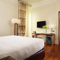 UNA Hotel Roma 4* Стандартный номер с двуспальной кроватью фото 2