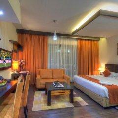 Marina View Deluxe Hotel Apartment комната для гостей фото 5