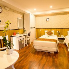 Отель Golden Rain 2 3* Улучшенный номер фото 15