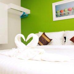 Отель The Frutta Boutique Patong Beach 3* Стандартный номер с двуспальной кроватью фото 6
