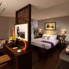 Silverland Sakyo Hotel & Spa 4* Номер Делюкс фото 5