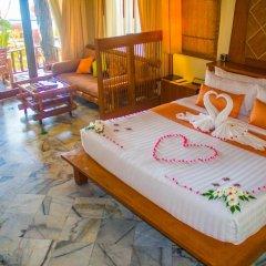 Отель Railay Bay Resort and Spa 4* Коттедж Делюкс с различными типами кроватей фото 23