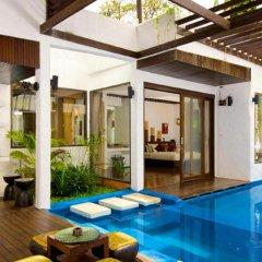 Отель Koh Tao Cabana Resort Таиланд, Остров Тау - отзывы, цены и фото номеров - забронировать отель Koh Tao Cabana Resort онлайн бассейн фото 2