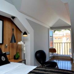 Browns Downtown Hotel 3* Стандартный номер с различными типами кроватей фото 14