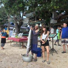 Отель Sairee Hut Resort пляж фото 2