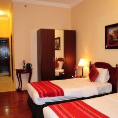 Fortune Hotel Deira 3* Стандартный номер с 2 отдельными кроватями фото 11