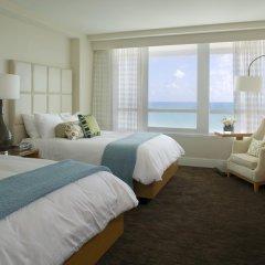 Отель Fontainebleau Miami Beach 4* Номер Делюкс с различными типами кроватей фото 3