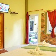 Отель Lanta Baan Nok Resort 2* Стандартный номер фото 12