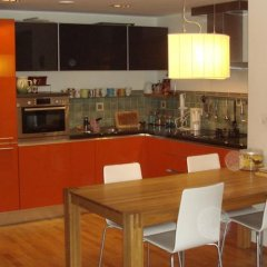 Апартаменты Juhkentali Street Apartment Таллин питание