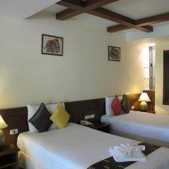 Отель Coconut Village Resort 4* Номер Делюкс с двуспальной кроватью фото 5