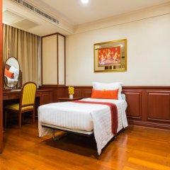 Отель Centre Point Sukhumvit 10 4* Представительский люкс с различными типами кроватей фото 2