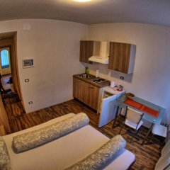 Апартаменты City Apartments Portico Меран комната для гостей фото 4