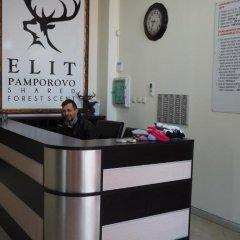 Апартаменты Elit Pamporovo Apartments интерьер отеля