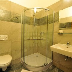 Отель Apartmánový Dum Centrum Брно ванная фото 2