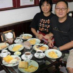 Отель Hanoi Hostel Вьетнам, Ханой - отзывы, цены и фото номеров - забронировать отель Hanoi Hostel онлайн питание фото 3