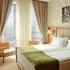Гостиница CityHotel 4* Номер с различными типами кроватей фото 4