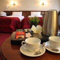 Гранд Петергоф СПА Отель 4* Улучшенный номер с двуспальной кроватью фото 3