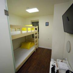 Отель 24 Guesthouse Seoul City Hall 2* Стандартный номер с двухъярусной кроватью фото 9