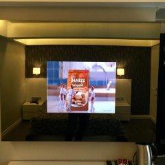 Апарт-отель Alsancak 4* Студия с различными типами кроватей фото 11
